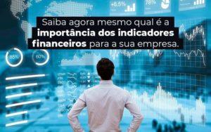 Saiba Agora Mesmo Qual E A Importancia Dos Indicadores Financeiros Para A Sua Empresa Blog (1) - Quero montar uma empresa